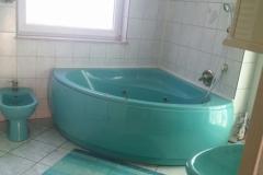 Badewanne Ferienwohnung