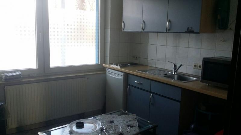 Küche_Ferienwohnung